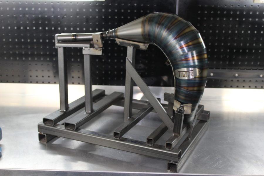 Tmr Performance Parts Ktm Husqvarna 85cc Auspuffanlage bis 2017 Ansicht 1