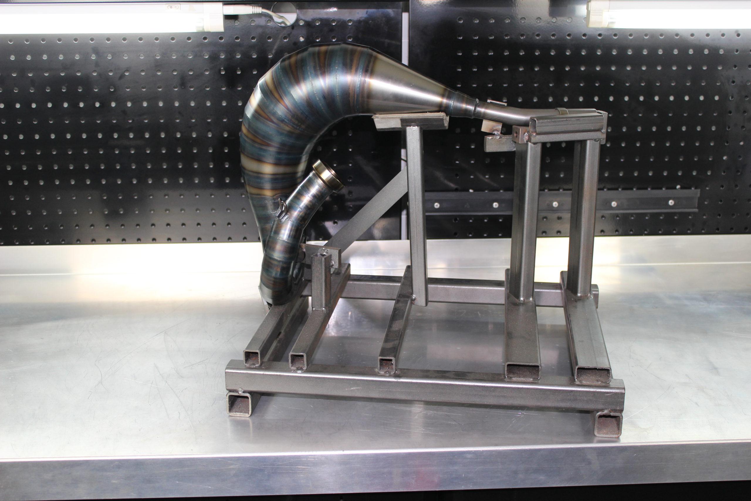 Tmr Performance Parts Ktm Husqvarna 85cc Auspuffanlage bis 2017 Ansicht 3