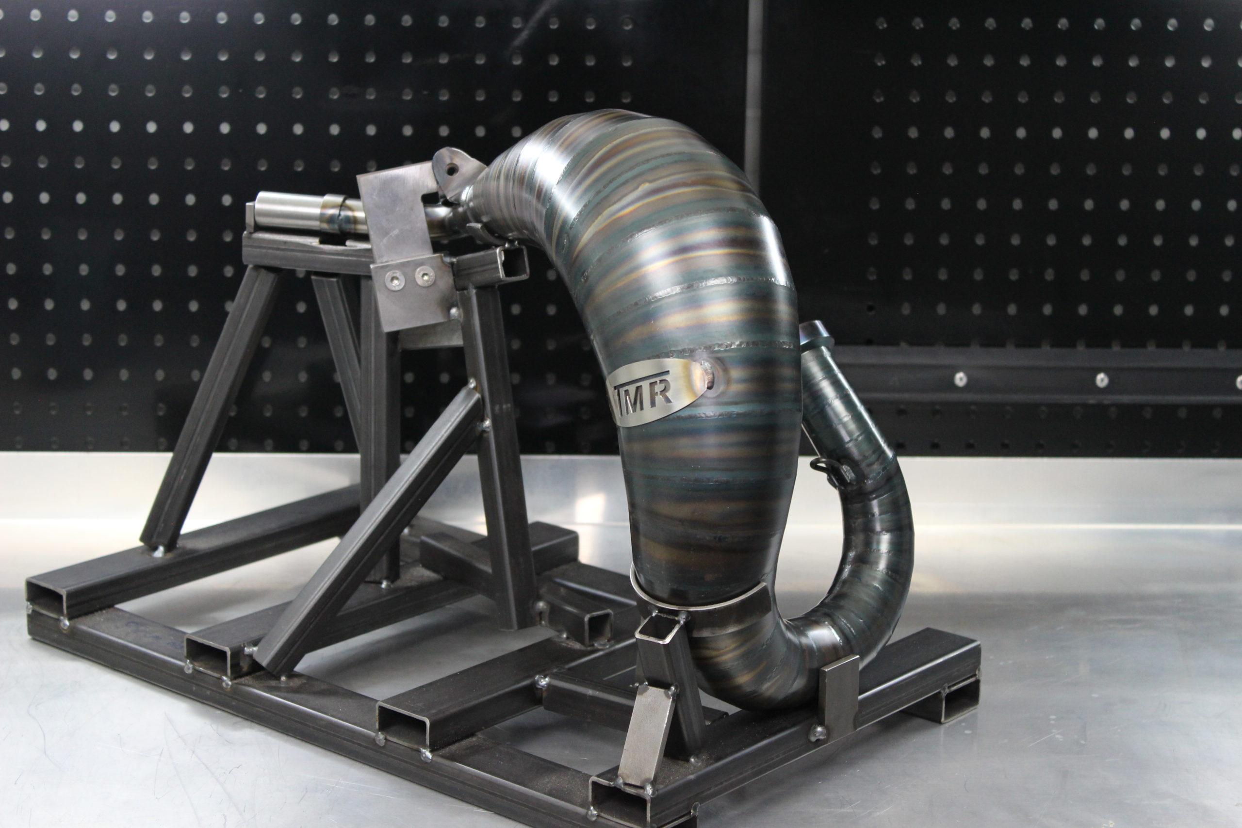 Tmr Performance Parts Ktm Husqvarna 85ccm Auspuffanlage ab 2018 Ansicht 2