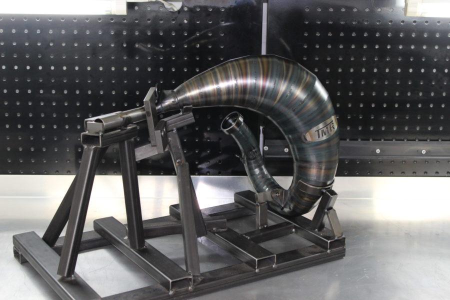 Tmr Performance Parts Ktm Husqvarna 85ccm Auspuffanlage ab 2018 Ansicht 4