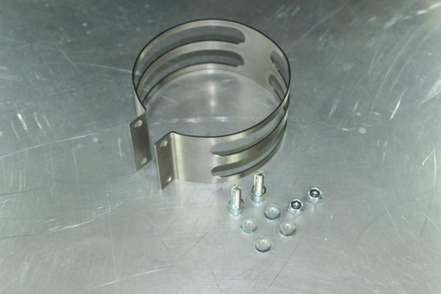 Tmr Performance Parts Schelle für 70mm Schalldämpfer