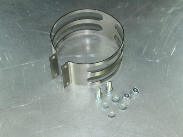 Tmr Performance Parts Schelle für 76mm Endschalldämpfer